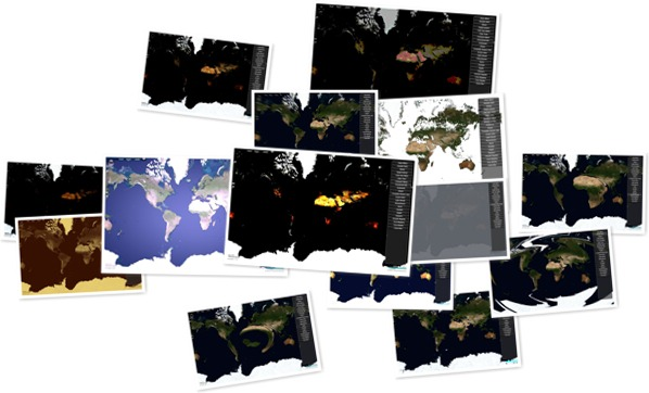 View VirtualEarth Pixel Shaders Silverlight3