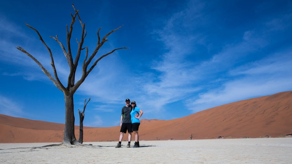 Day 3–The dunes of the Namib