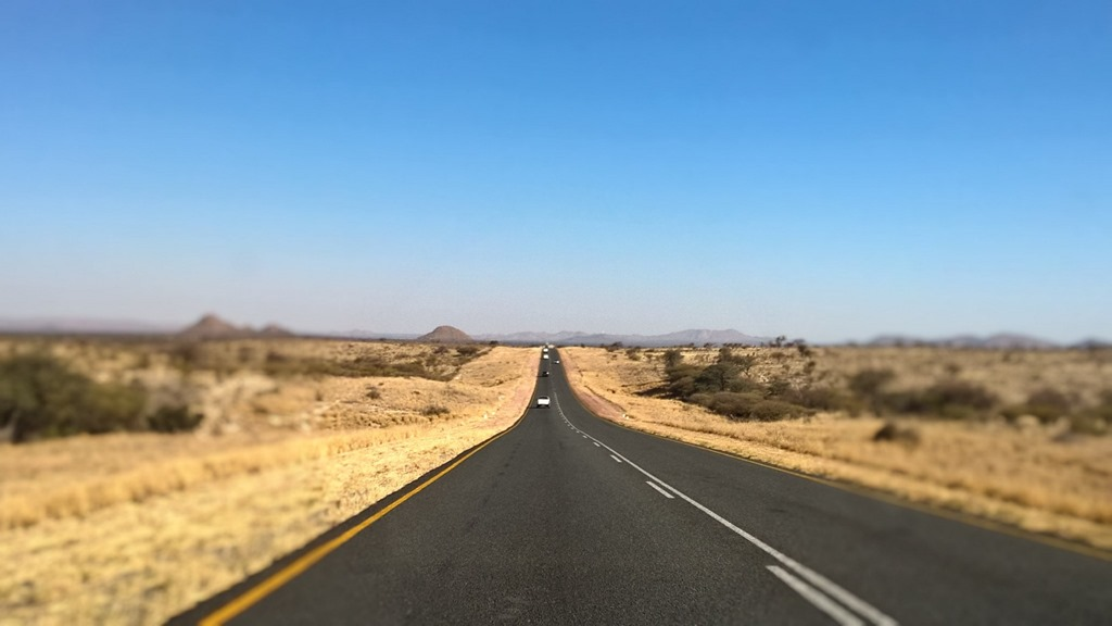 Day 2–Off to the Namib