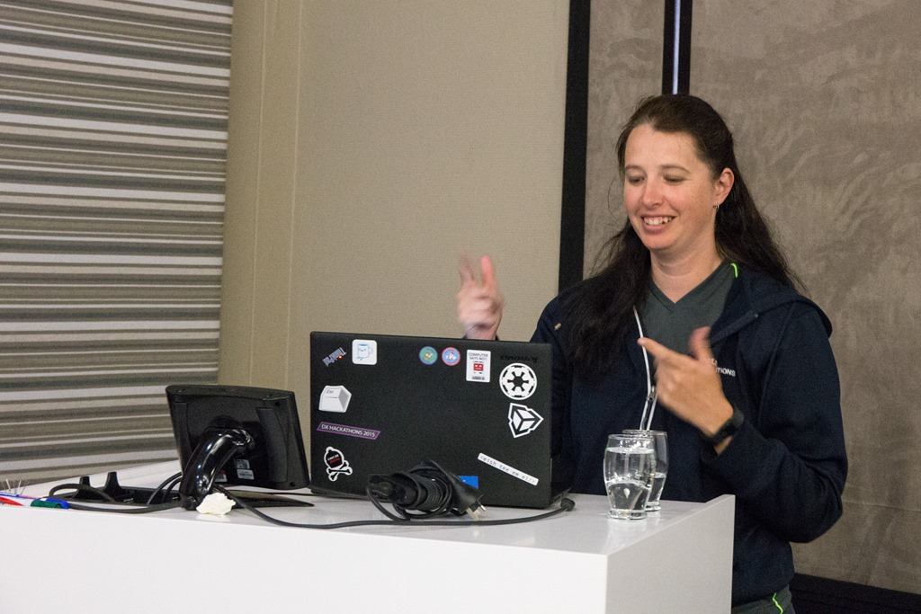 Presentation in Johannesburg – Preparation for the NUI – a developers survival guide