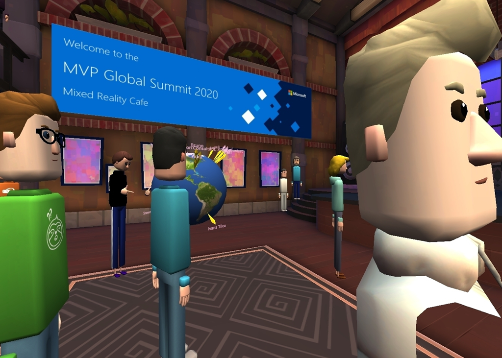 Mixed Reality MVP Mixer in AltspaceVR