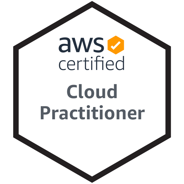 Completed – She Builds CloudU–Cloud Practitioner
