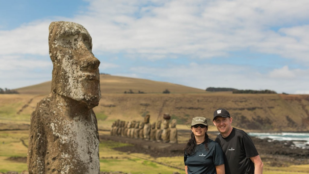 Day 4–chilling around Easter Island