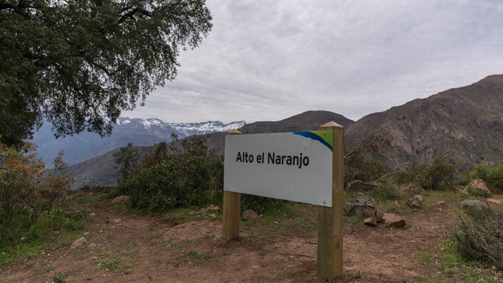 Day 6–Hike up Alto el Naranjo