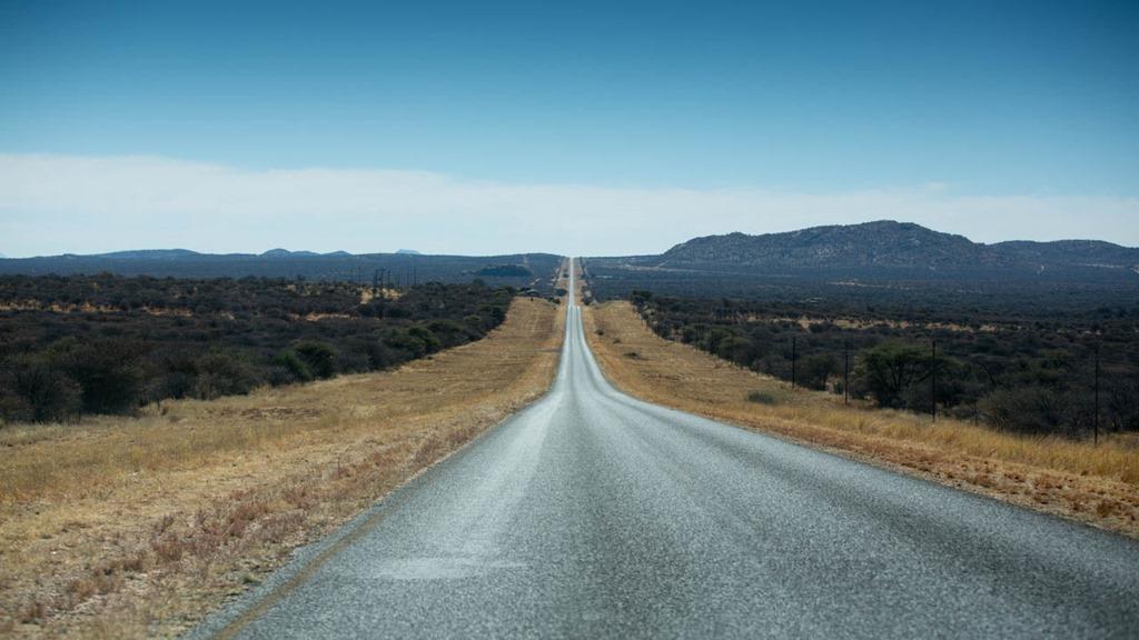 Day 6–Drive to Etosha