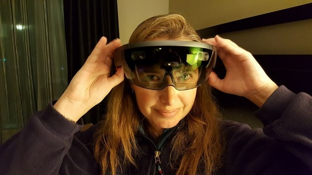 Factory resetting your HoloLens