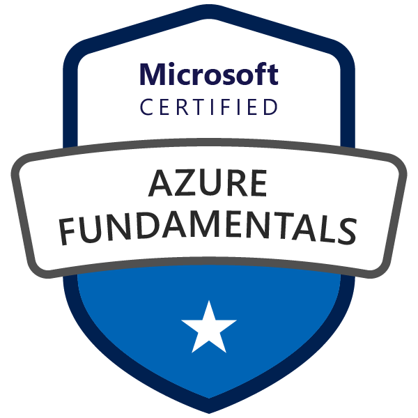 AZ-900 Azure Fundamentals – Review